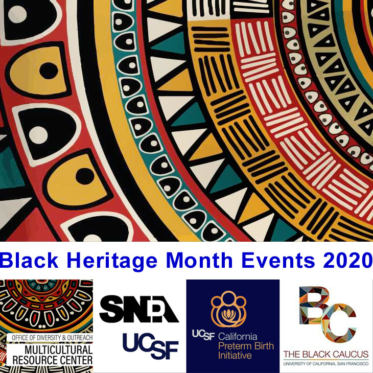 Black Heritage Month Events 2020
