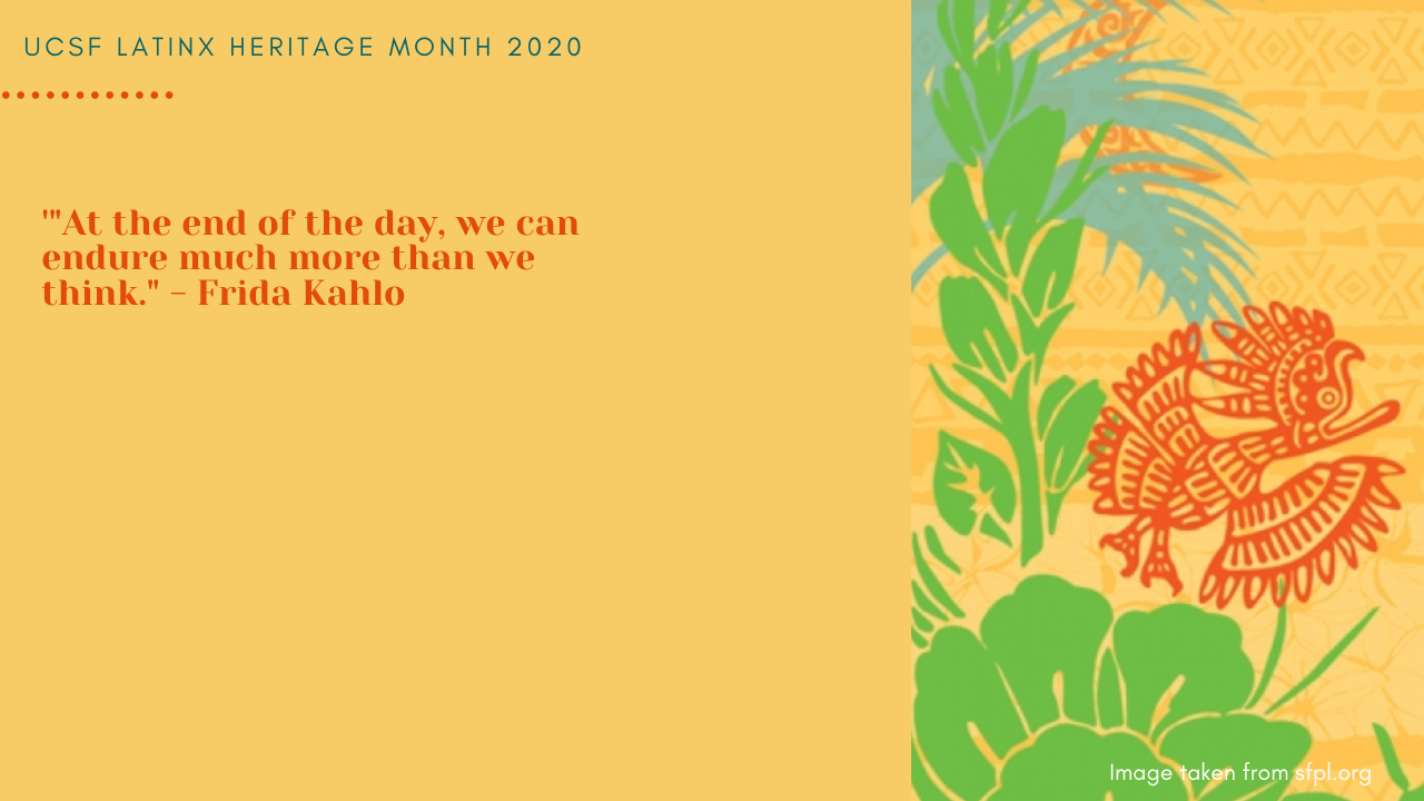 UCSF APA Heritage Month 2020: Celebrating Asian American and Pacific Islander Heritage at UCSF