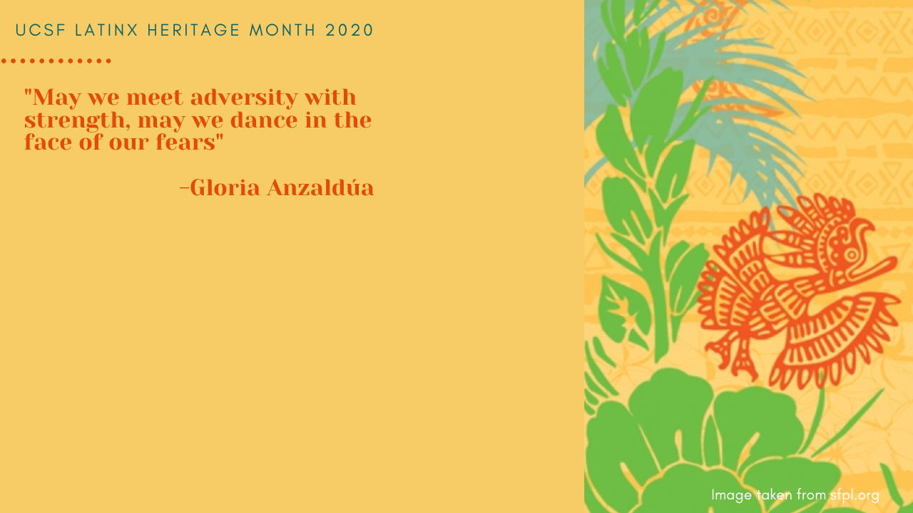Happy Asian American and Pacific Islander Heritage Month! UCSF May 2020