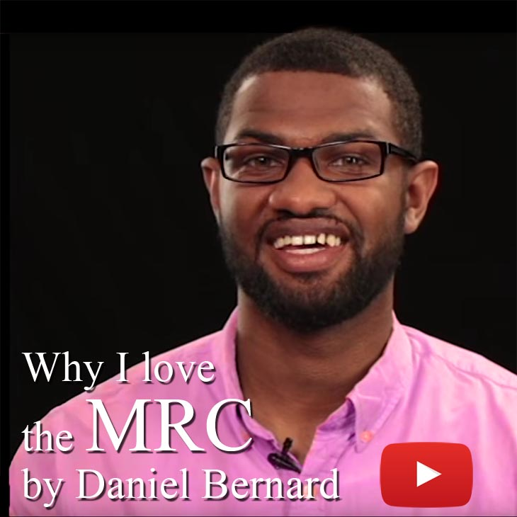 Why I love the M R C by Daniel Bernard